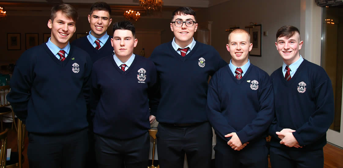 School Uniform at Coláiste Mhichíl