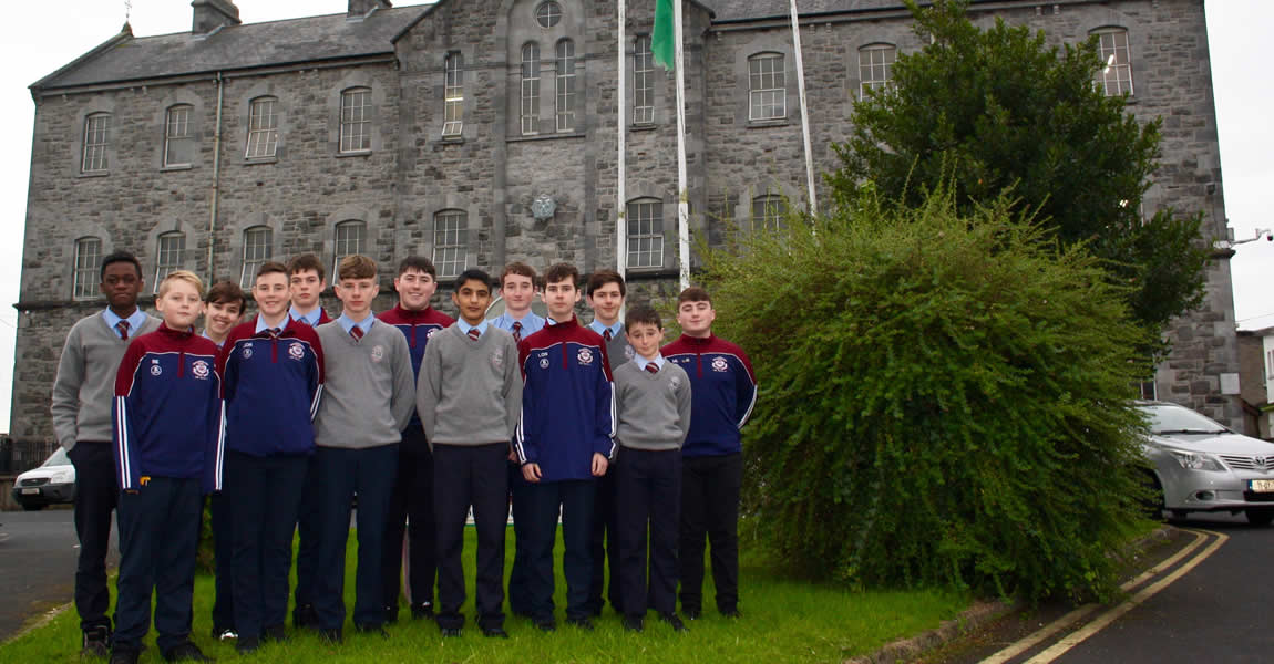 Student Council at Colaiste Mhichil