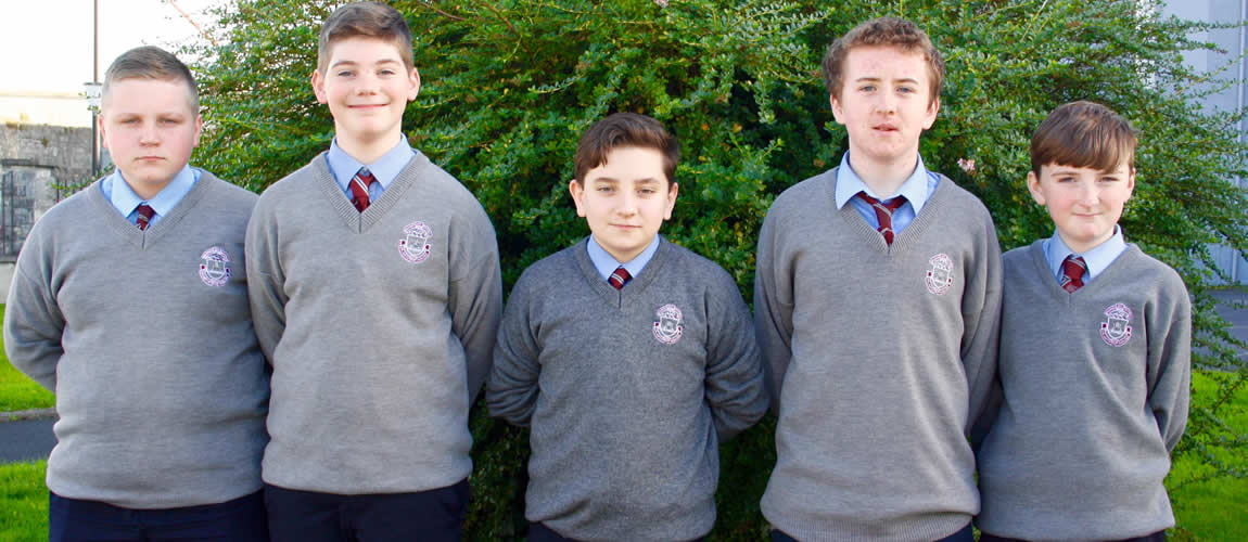 Coláiste Mhichíl Junior School Uniform